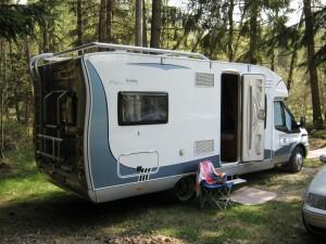 Sicherheit beim Campen