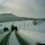 Sicher fahren mit Winterreifen