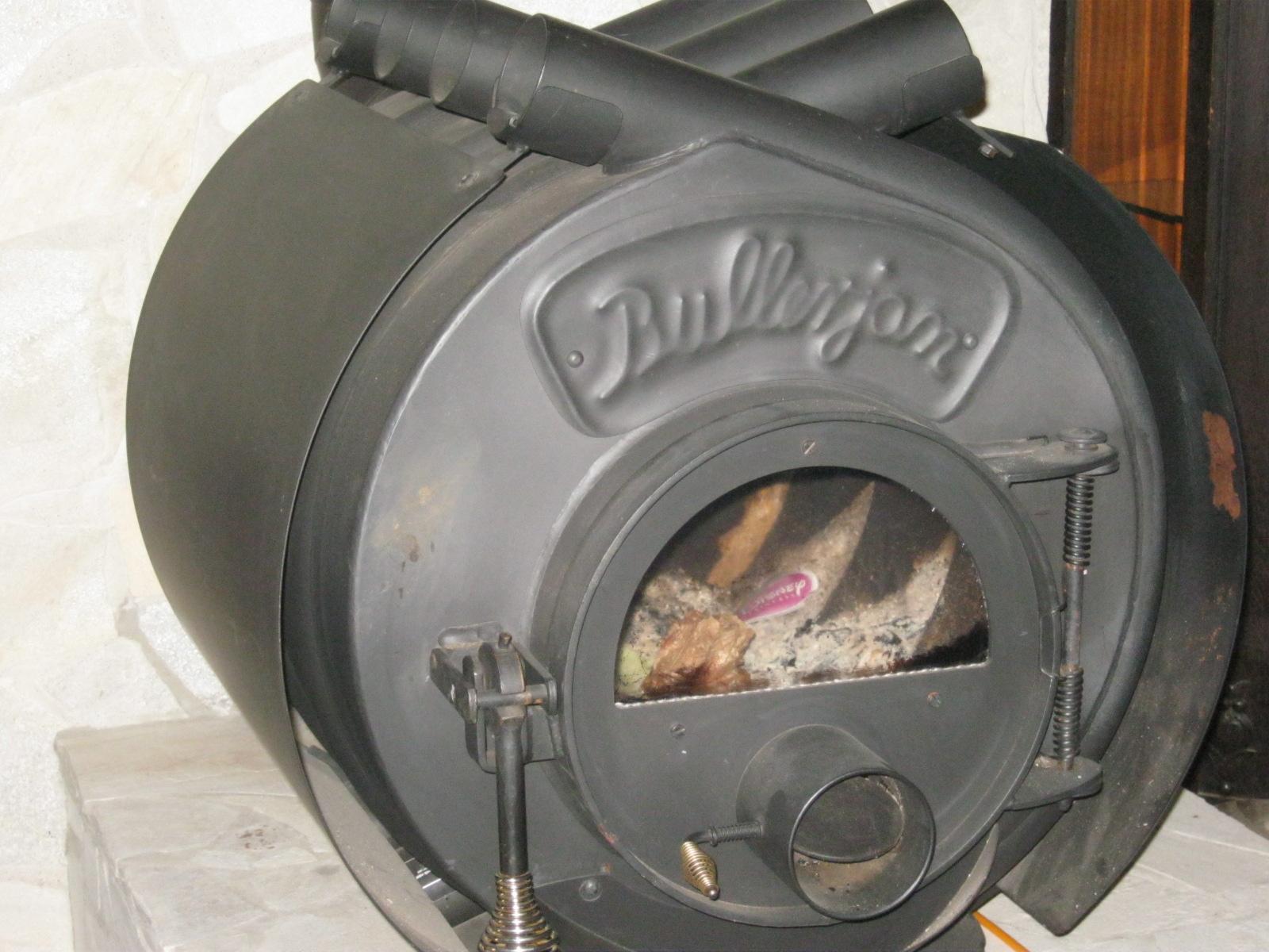 Bullerjan Typ 01. Home With Bullerjan Typ 01. Bullerjan Wood Stove M ...