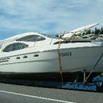 Unterwegs mit Caravan und Boot