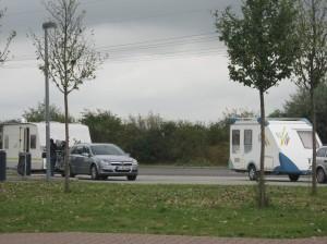 Unterwegs mit dem Caravan in den Spreewald