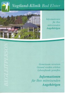 Klinik Informationen Bad Elster